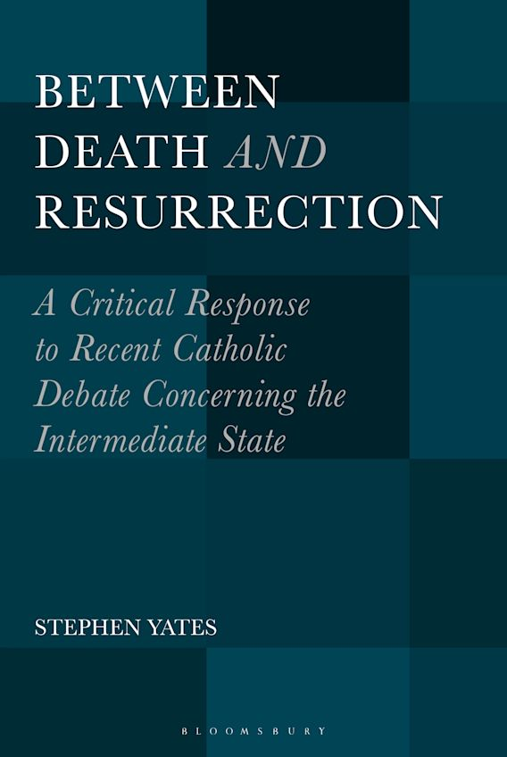 Between Death and Resurrection cover