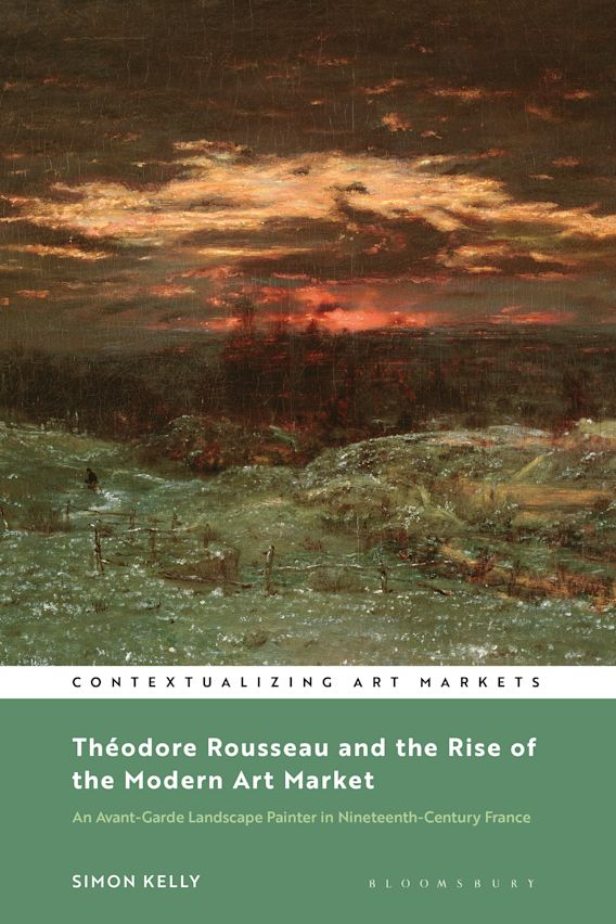 Théodore Rousseau and the Rise of the Modern Art Market cover