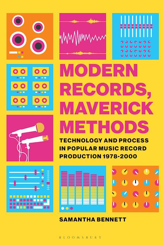 Modern Records, Maverick Methods cover