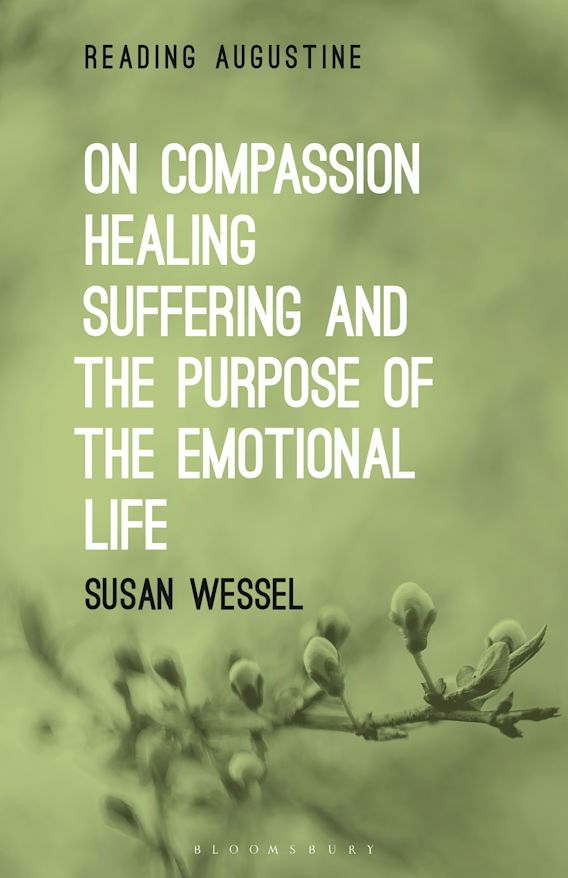 On Compassion, Healing, Suffering, and the Purpose of the Emotional Life cover