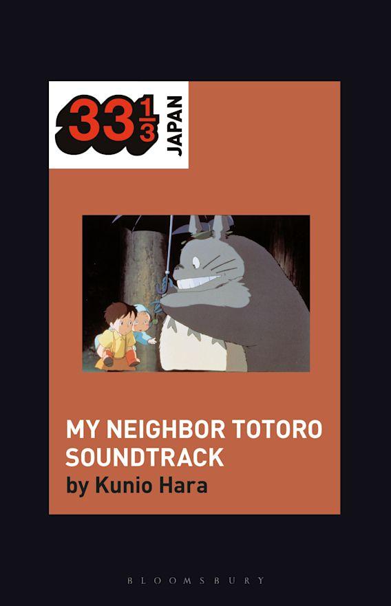 Joe Hisaishi's Soundtrack for My Neighbor Totoro cover