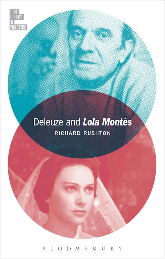 Deleuze and Lola Montès cover