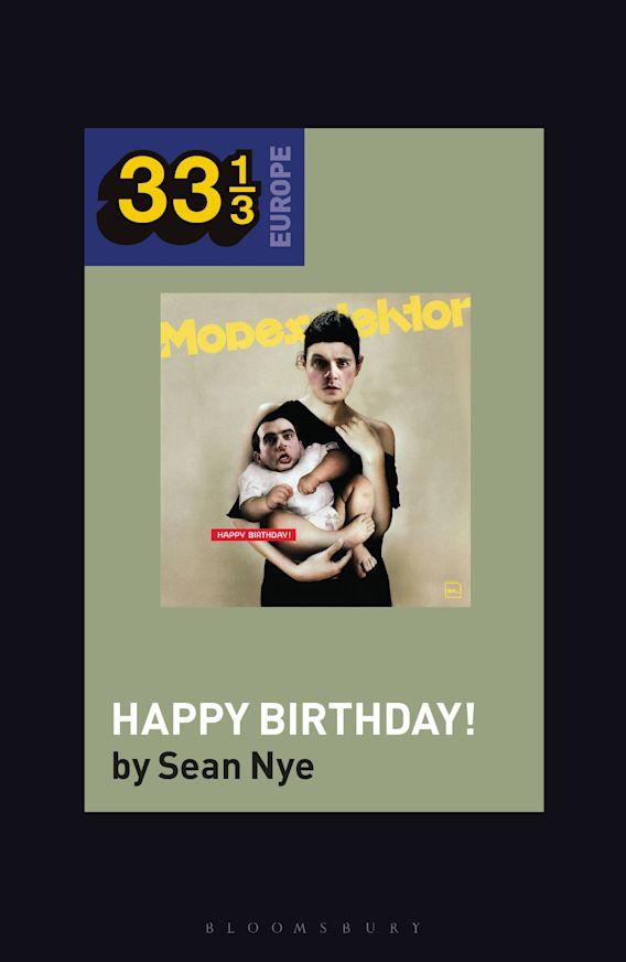 Modeselektor's Happy Birthday! cover