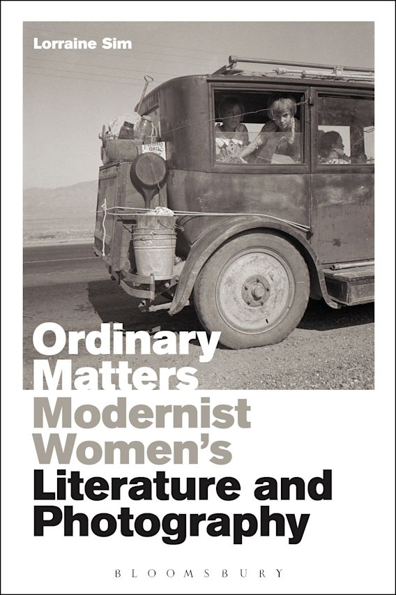 Ordinary Matters cover
