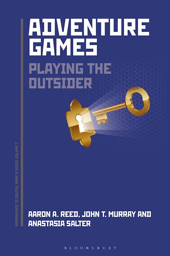 Adventure Games cover