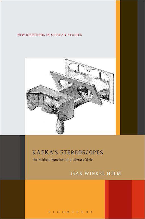 Kafka's Stereoscopes cover