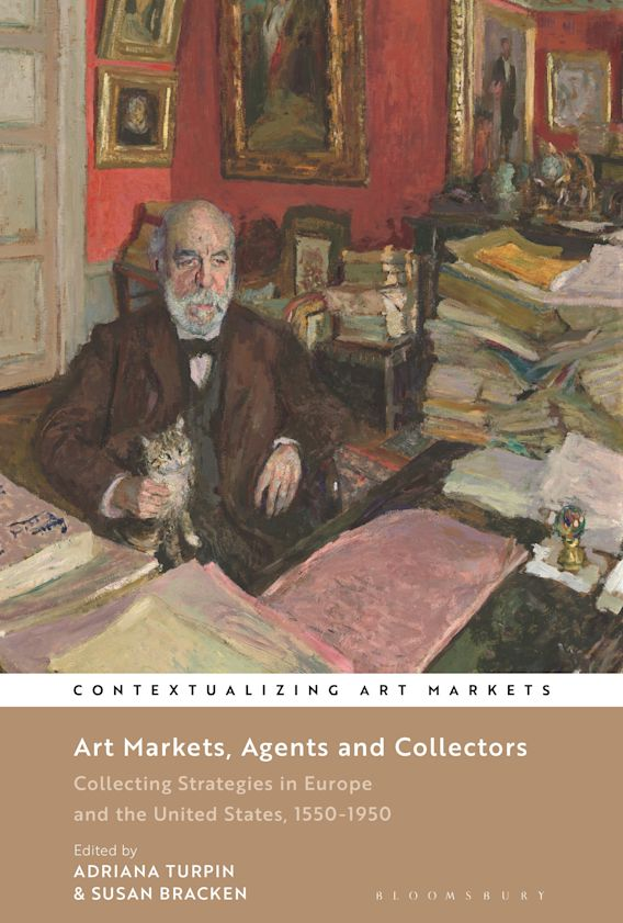 Art Markets, Agents and Collectors cover