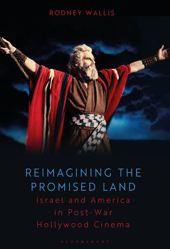 Reimagining the Promised Land cover