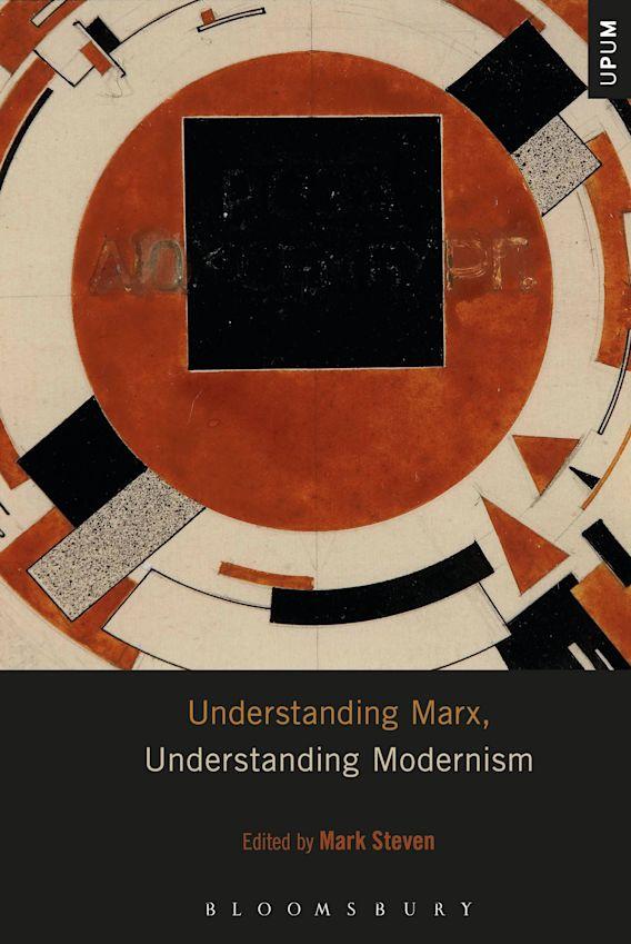 Understanding Marx, Understanding Modernism cover