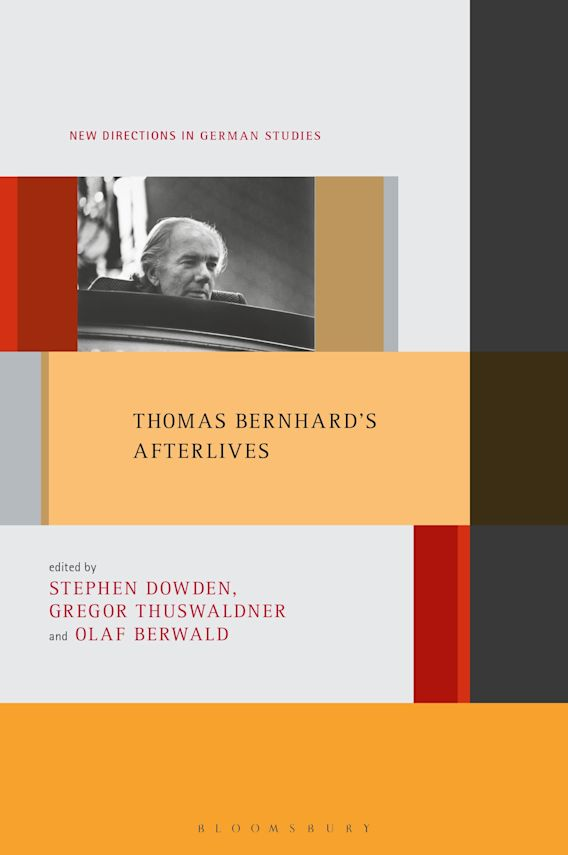 Thomas Bernhard's Afterlives cover