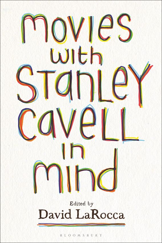 Movies with Stanley Cavell in Mind cover