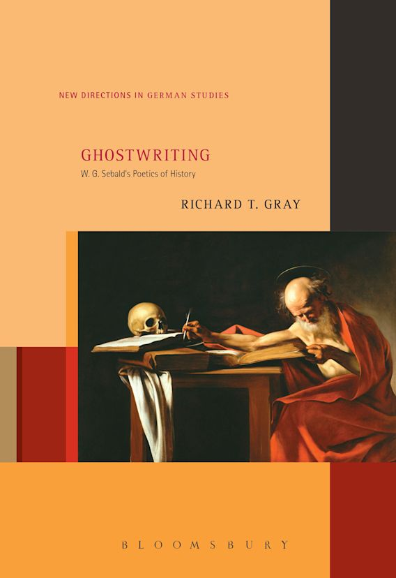 Ghostwriting cover