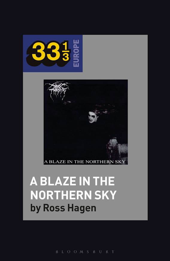 Darkthrone's A Blaze in the Northern Sky cover