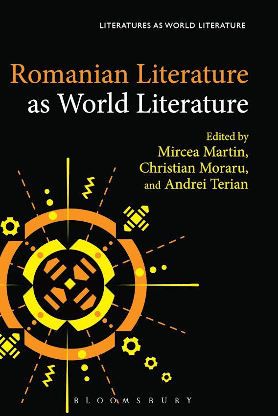Romanian Literature as World Literature cover