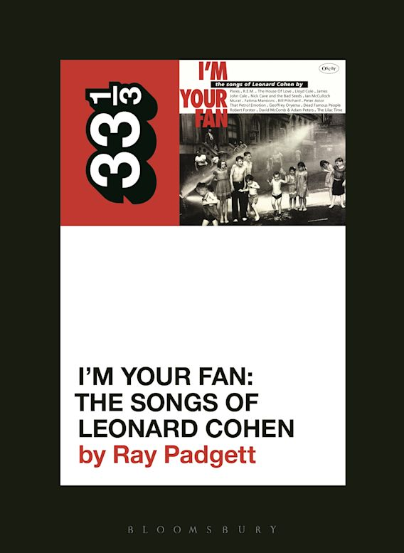 Various Artists' I'm Your Fan: The Songs of Leonard Cohen cover