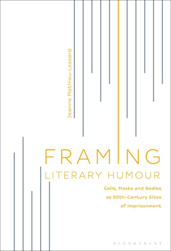 Framing Literary Humour cover