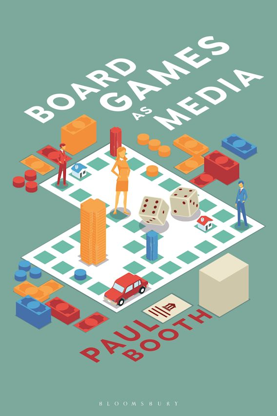 Board Games as Media cover