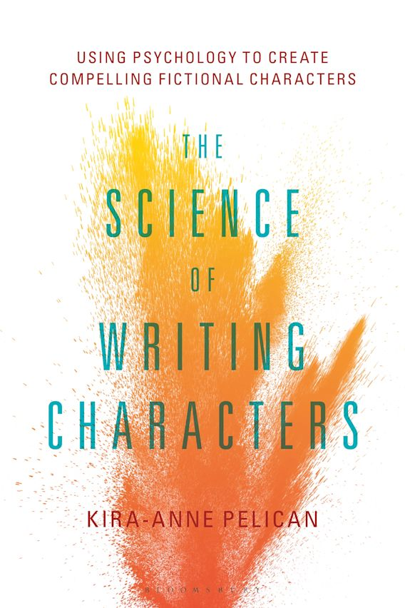 The Science of Writing Characters cover