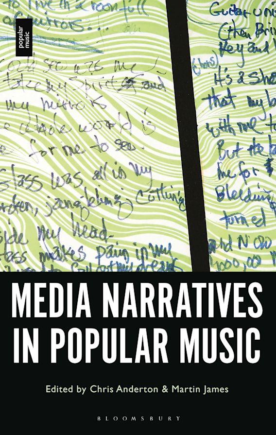 Media Narratives in Popular Music cover