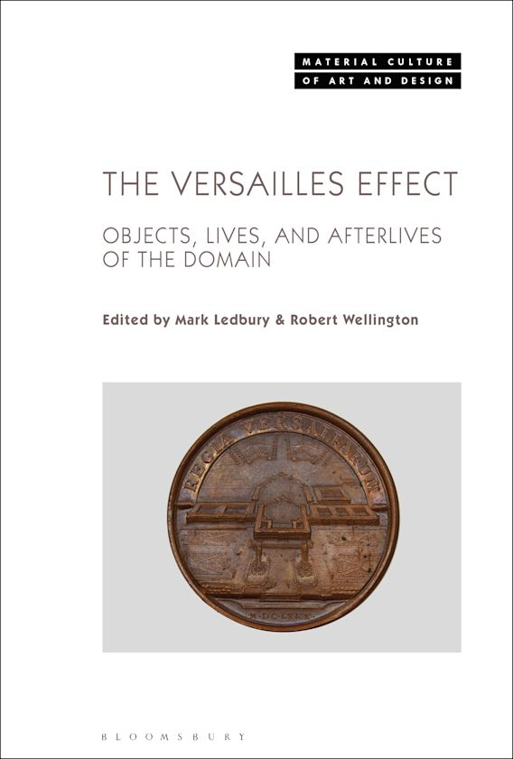 The Versailles Effect cover