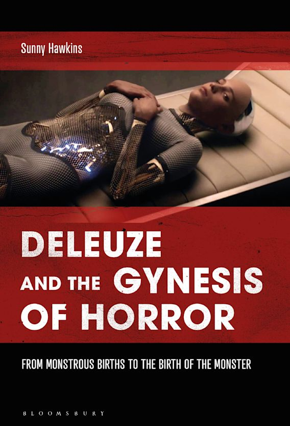 Deleuze and the Gynesis of Horror cover