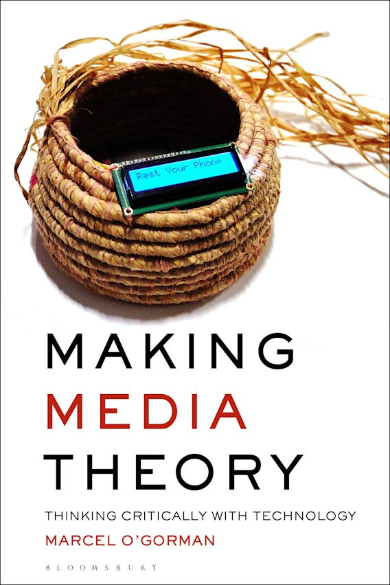 Making Media Theory cover