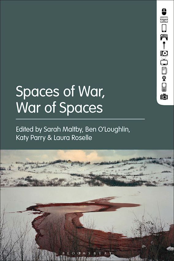 Spaces of War, War of Spaces cover
