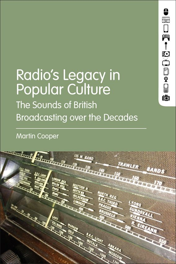 Radio's Legacy in Popular Culture cover