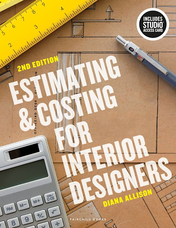 Estimating and Costing for Interior Designers cover