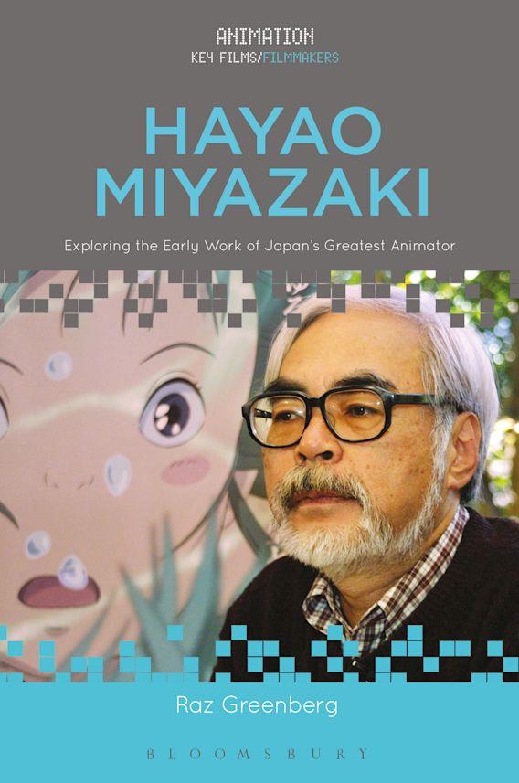 Hayao Miyazaki cover
