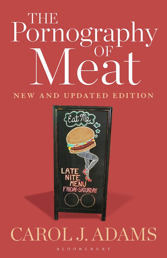 The Pornography of Meat: New and Updated Edition cover