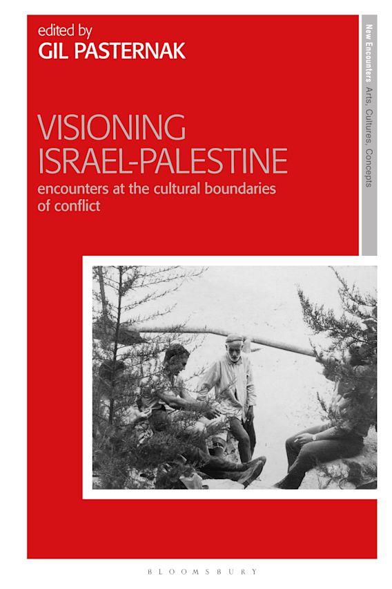 Visioning Israel-Palestine cover