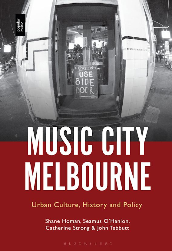 Music City Melbourne cover