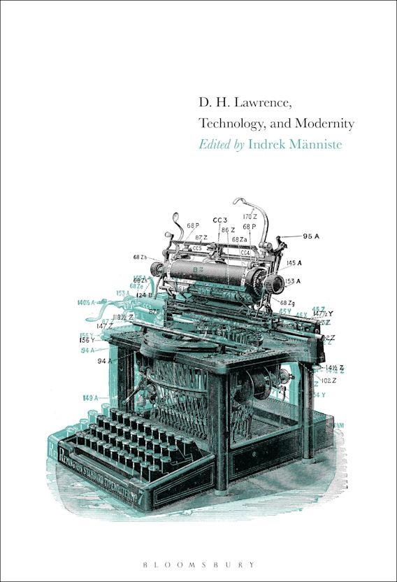 D. H. Lawrence, Technology, and Modernity cover