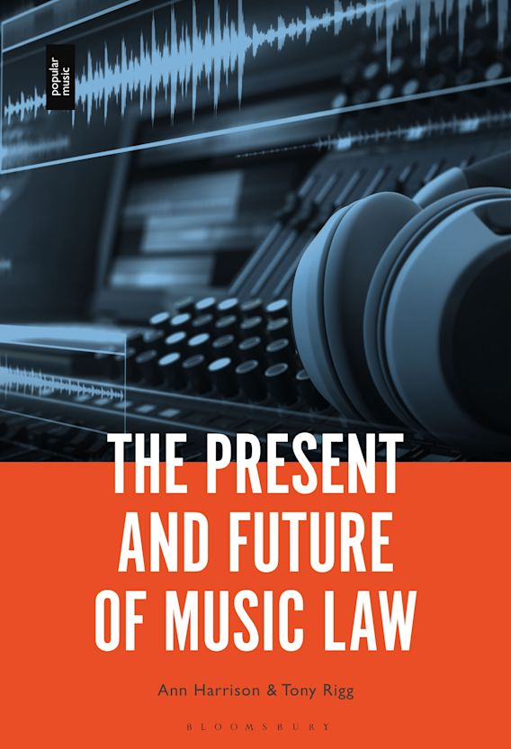 The Present and Future of Music Law cover