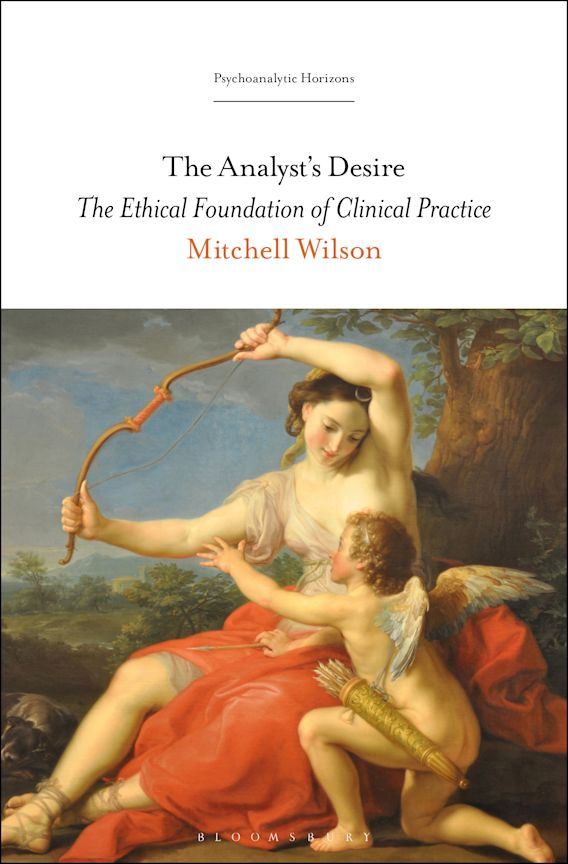 The Analyst's Desire cover