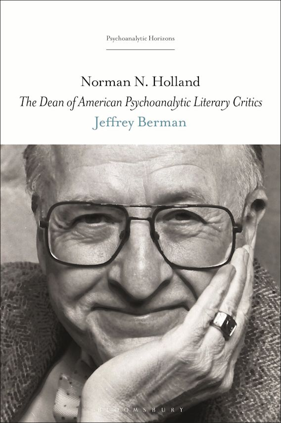 Norman N. Holland cover