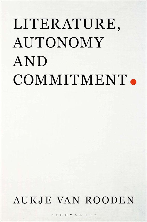 Literature, Autonomy and Commitment cover