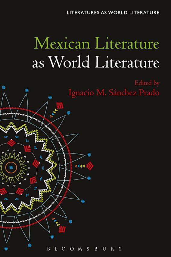 Mexican Literature as World Literature cover