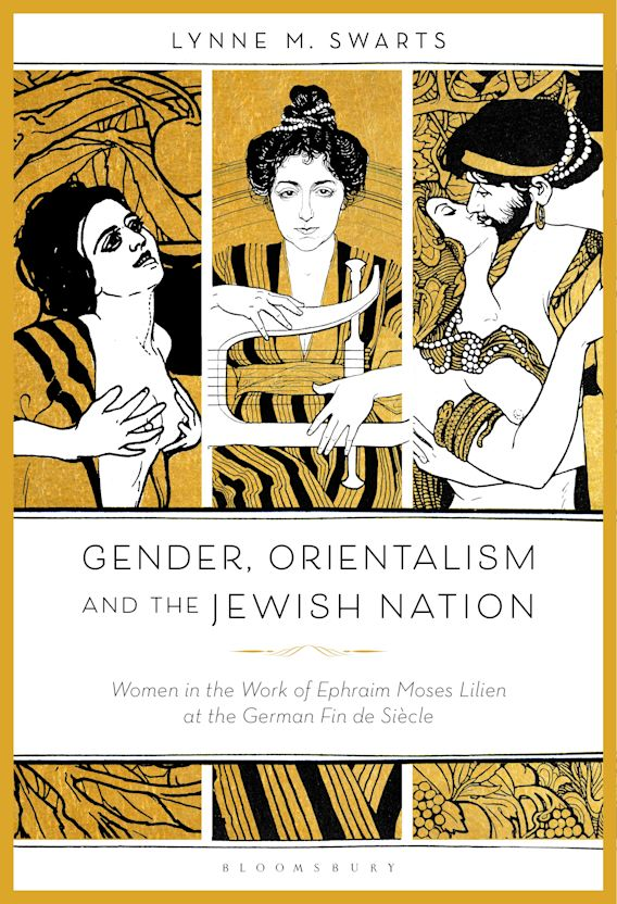 Gender, Orientalism and the Jewish Nation cover