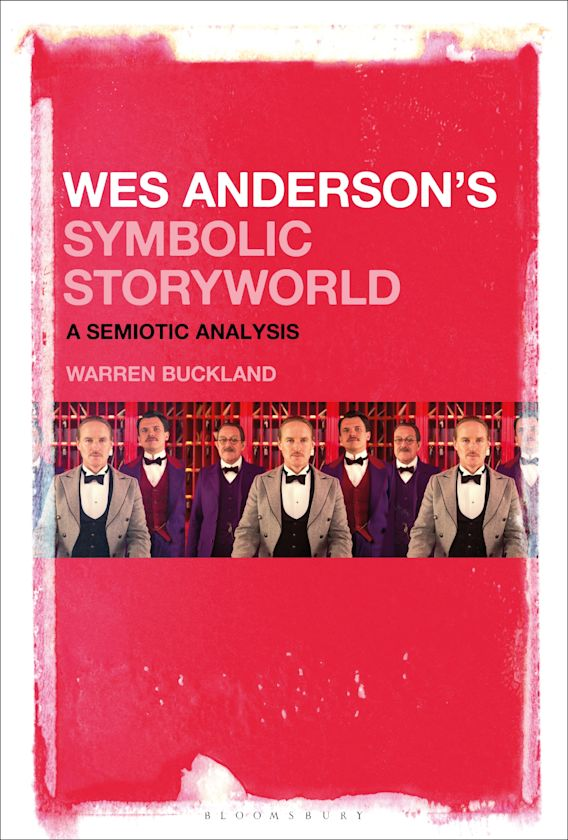 Wes Anderson's Symbolic Storyworld cover