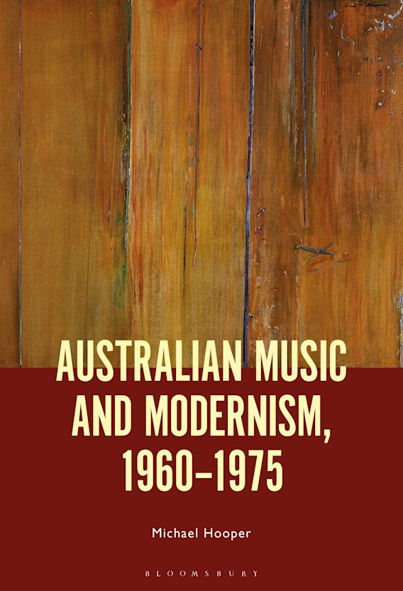 Australian Music and Modernism, 1960-1975 cover