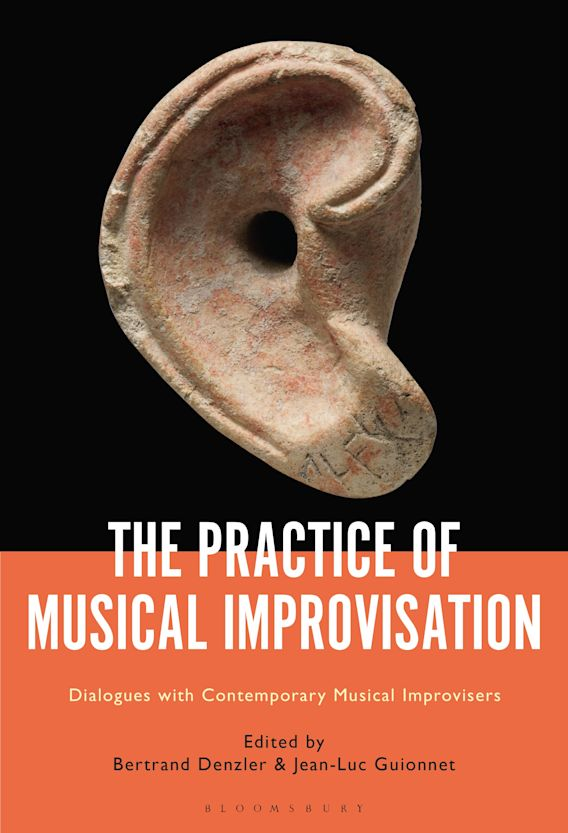 The Practice of Musical Improvisation cover