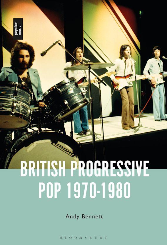 British Progressive Pop 1970-1980 cover