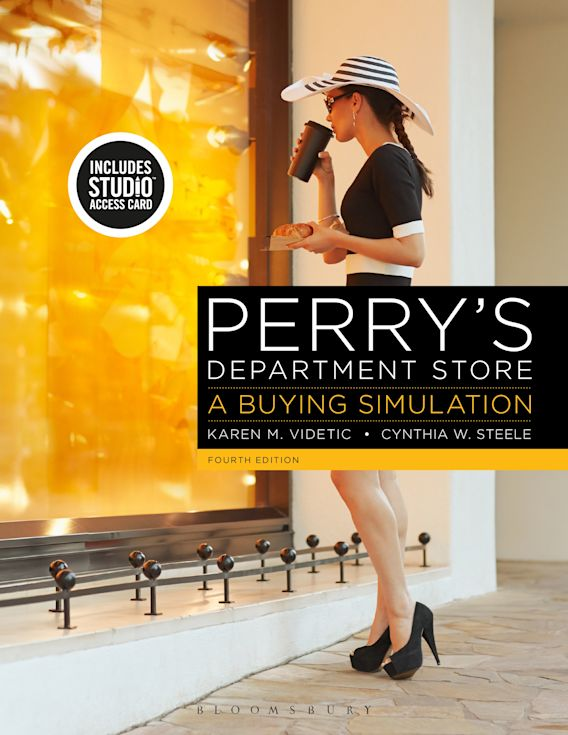 Perry's Department Store: A Buying Simulation cover