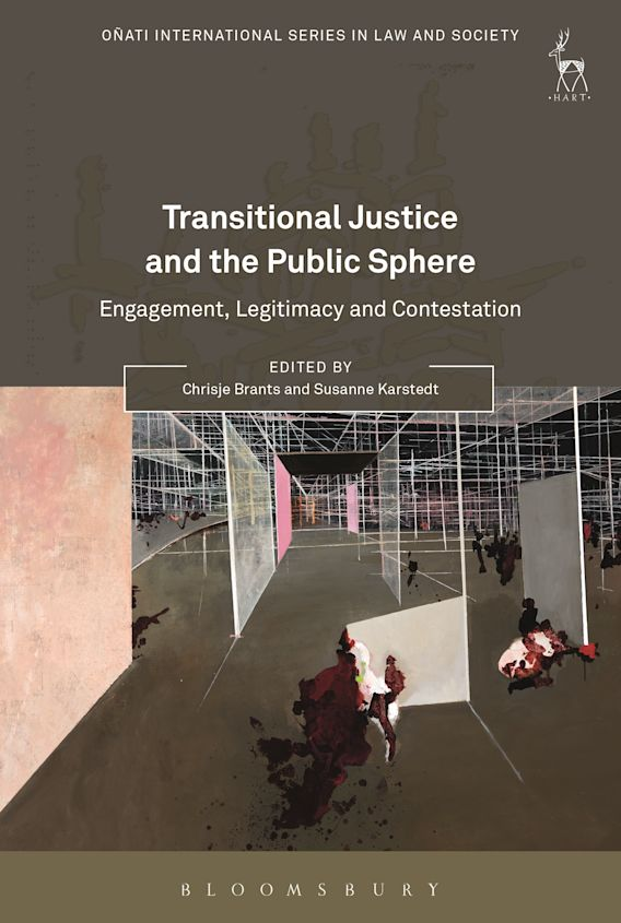Transitional Justice and the Public Sphere cover