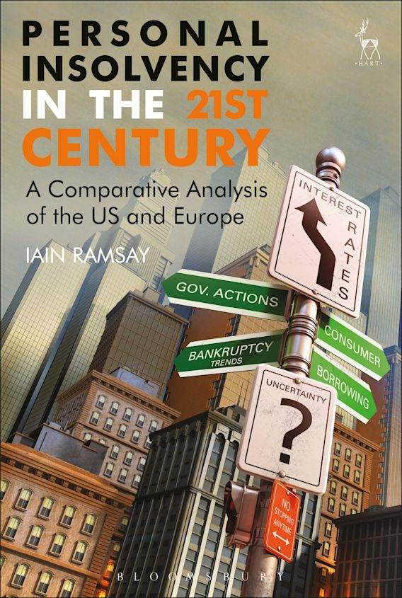 Personal Insolvency in the 21st Century cover