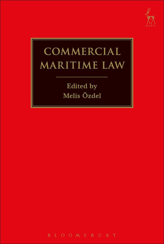 Commercial Maritime Law cover