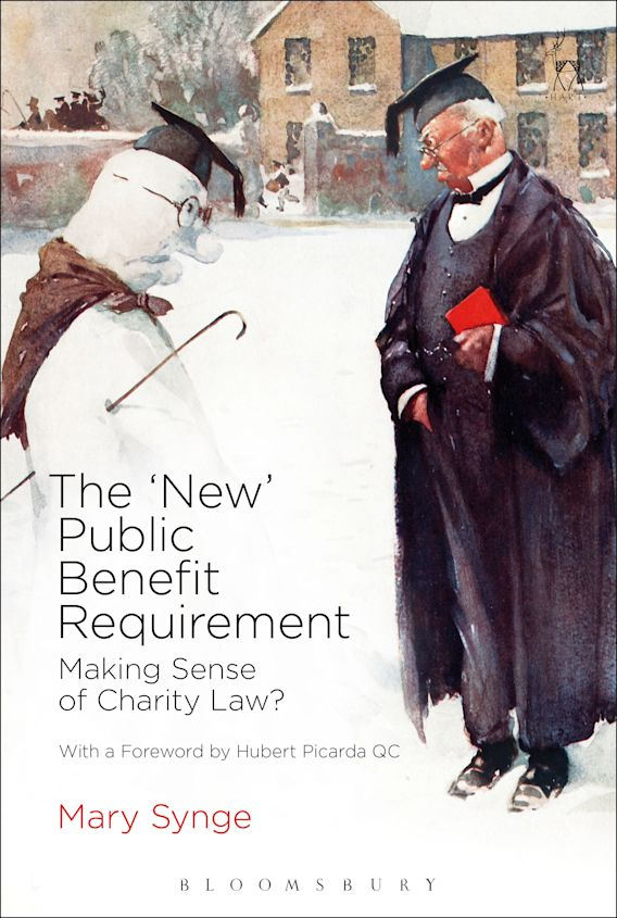 The 'New' Public Benefit Requirement cover