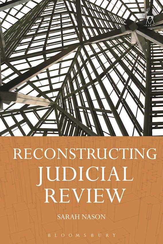 Reconstructing Judicial Review cover